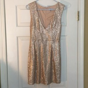 Sequin Dress - TOBI -Never Worn